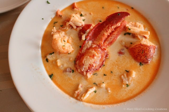 Maine Lobster Stew Close Harbour Seafood
