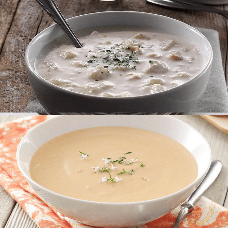 Chowders & Soups